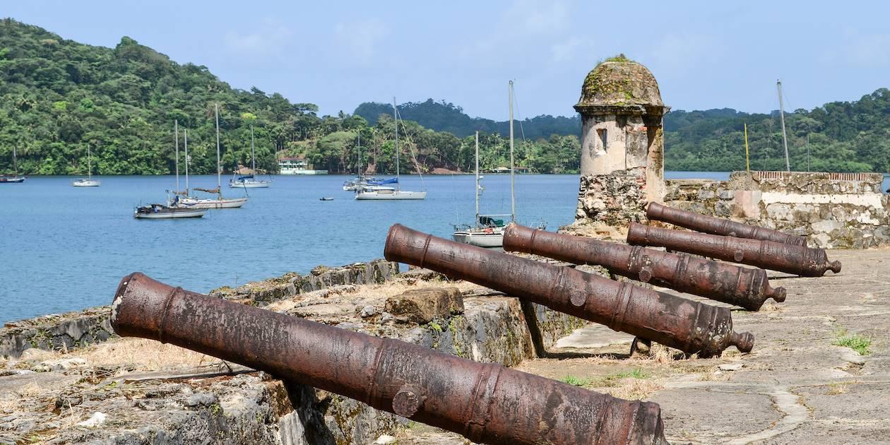 Fort de Portobelo - Province de Colón - Panama