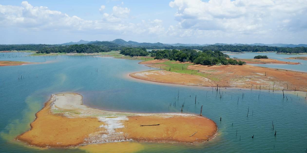 Le lac Gatún - Panama City - Panama