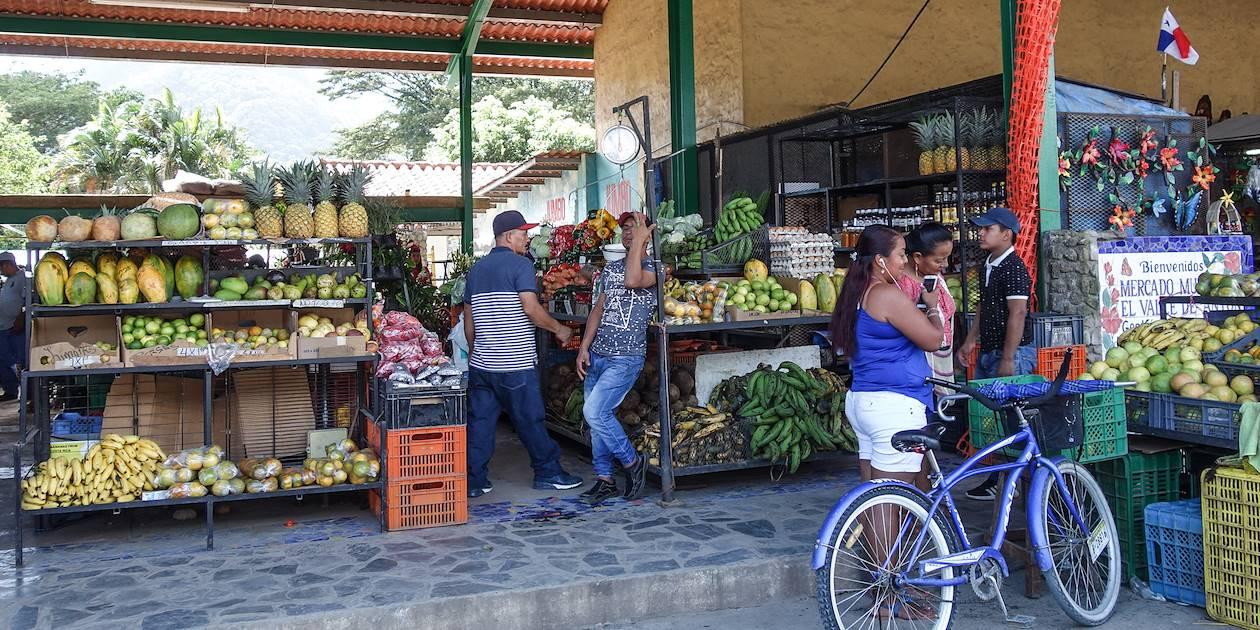El Valle de Antón - Province de Coclé - Panama