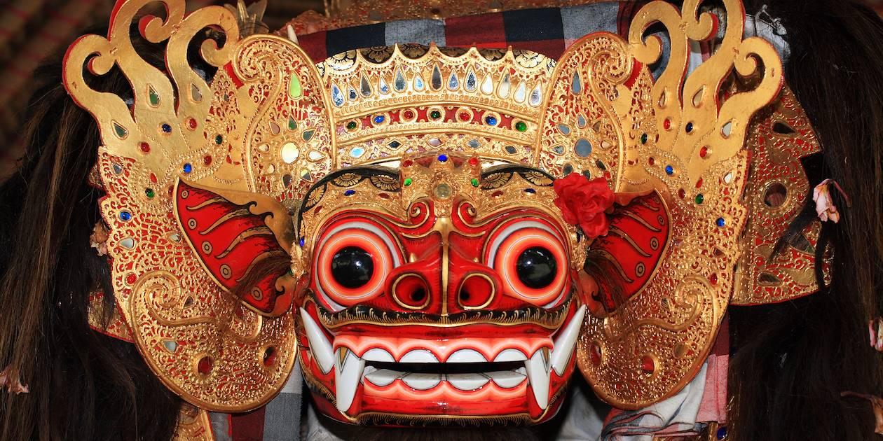 Masque du Barong - Bali - Indonésie