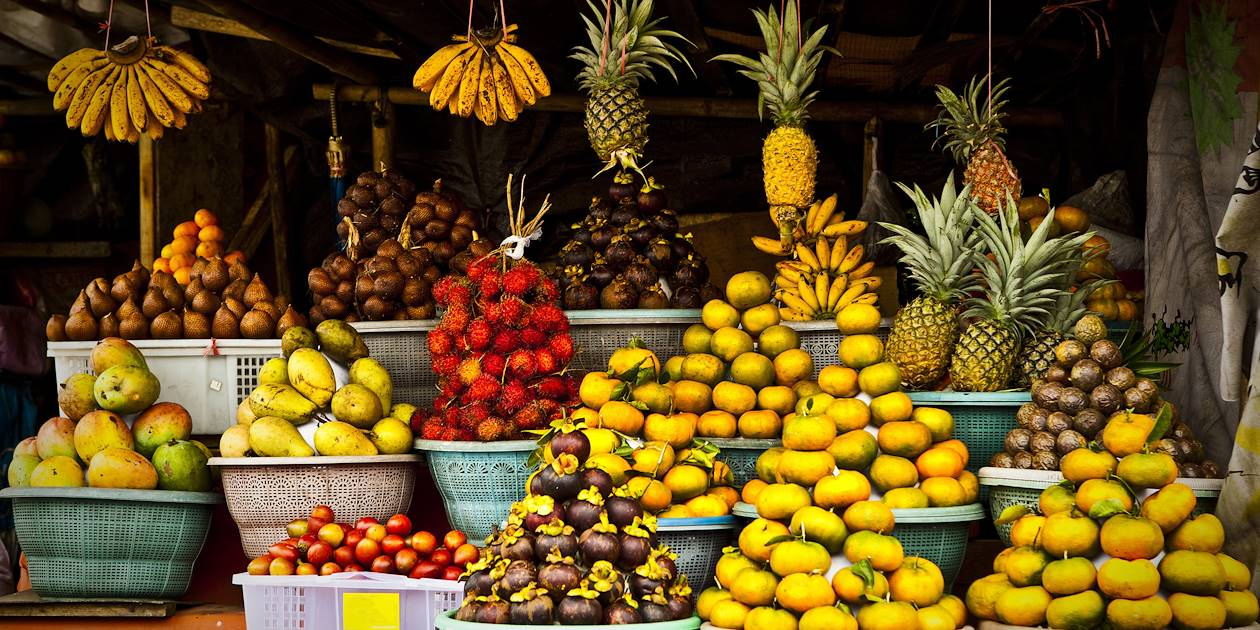 Fruits exotiques - Indonésie