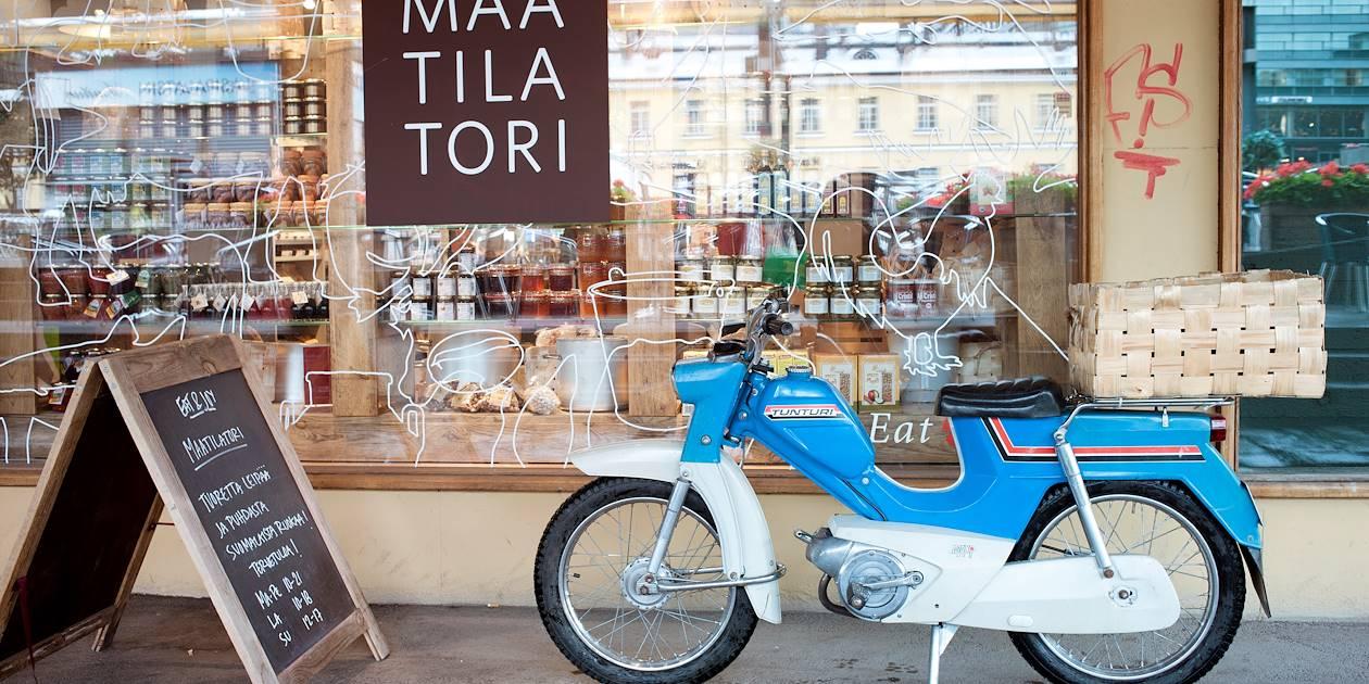 Quartier de Maatilatori - Helsinki - Finlande