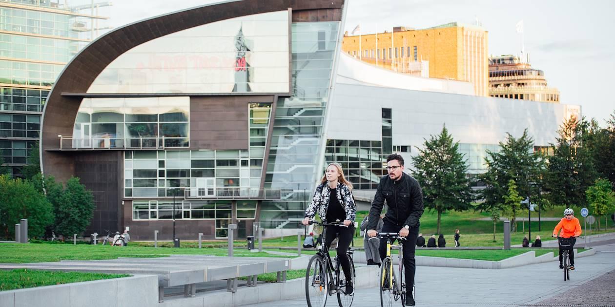 Musée du Kiasma - Helsinki - Finlande