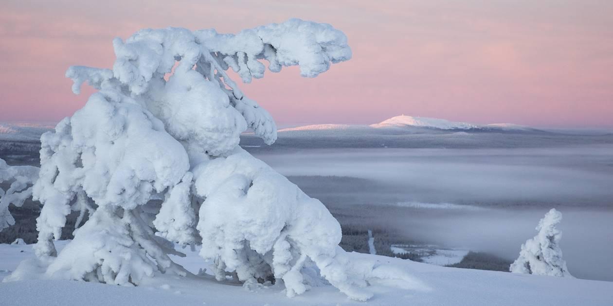 Luosto - Laponie - Finlande