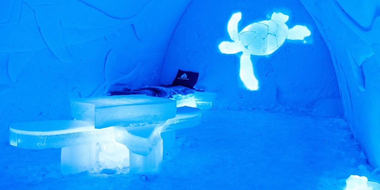 Arctic Snow Hotel - Sinetta - Laponie - Finlande
