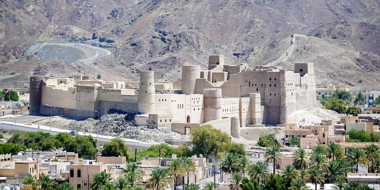 Fort de Bahla - Djebel Akhdar - Oman