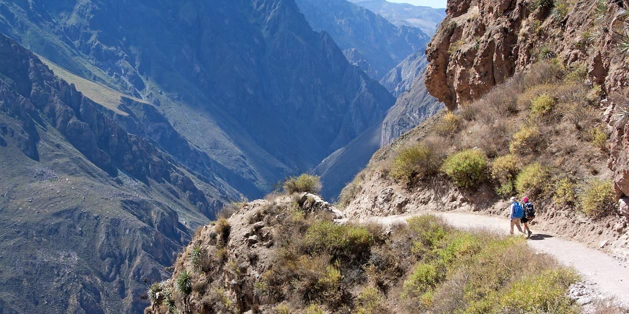 Randonnée vers San Juan de Chuccho - Province d'Arequipa - Pérou