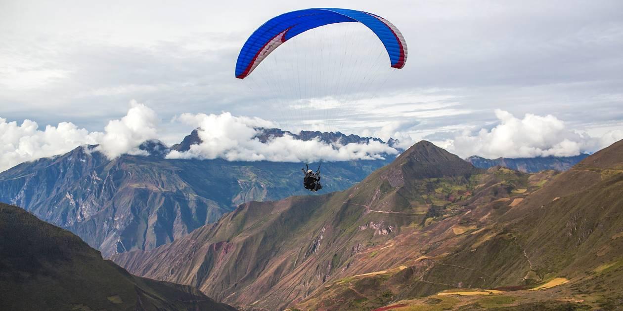 Parapente - Andahuaylas - Pérou