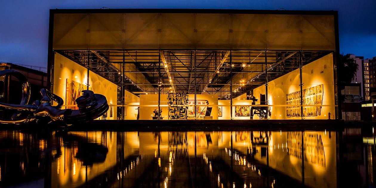 Musée d'art contemporain - Lima - Pérou
