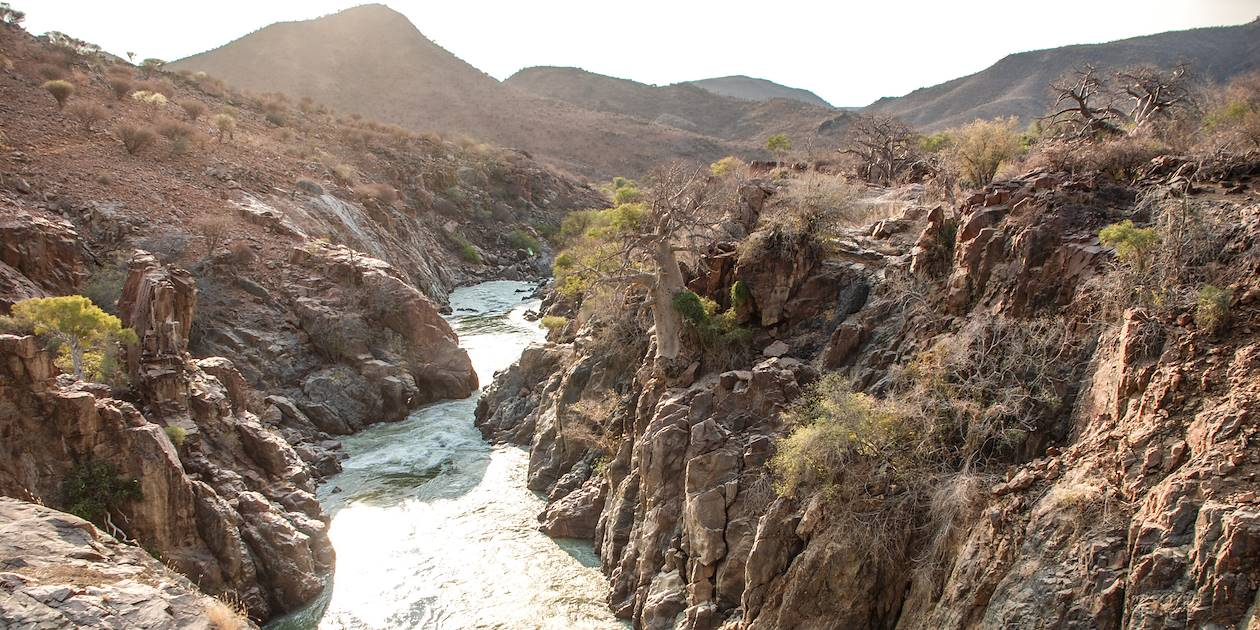 Chutes Epupa - Région de Kunene - Namibie