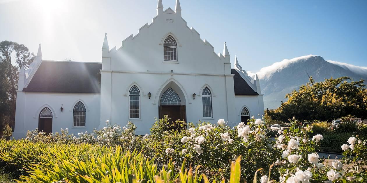 Sur la Route des Vins - Franschhoek - Afrique du Sud