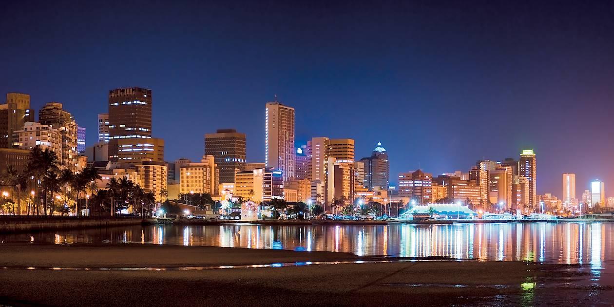 Durban, de nuit - Afrique du Sud