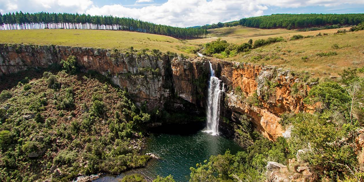 Les chutes de Berlin - Graskop - Mpumalanga - Afrique du Sud
