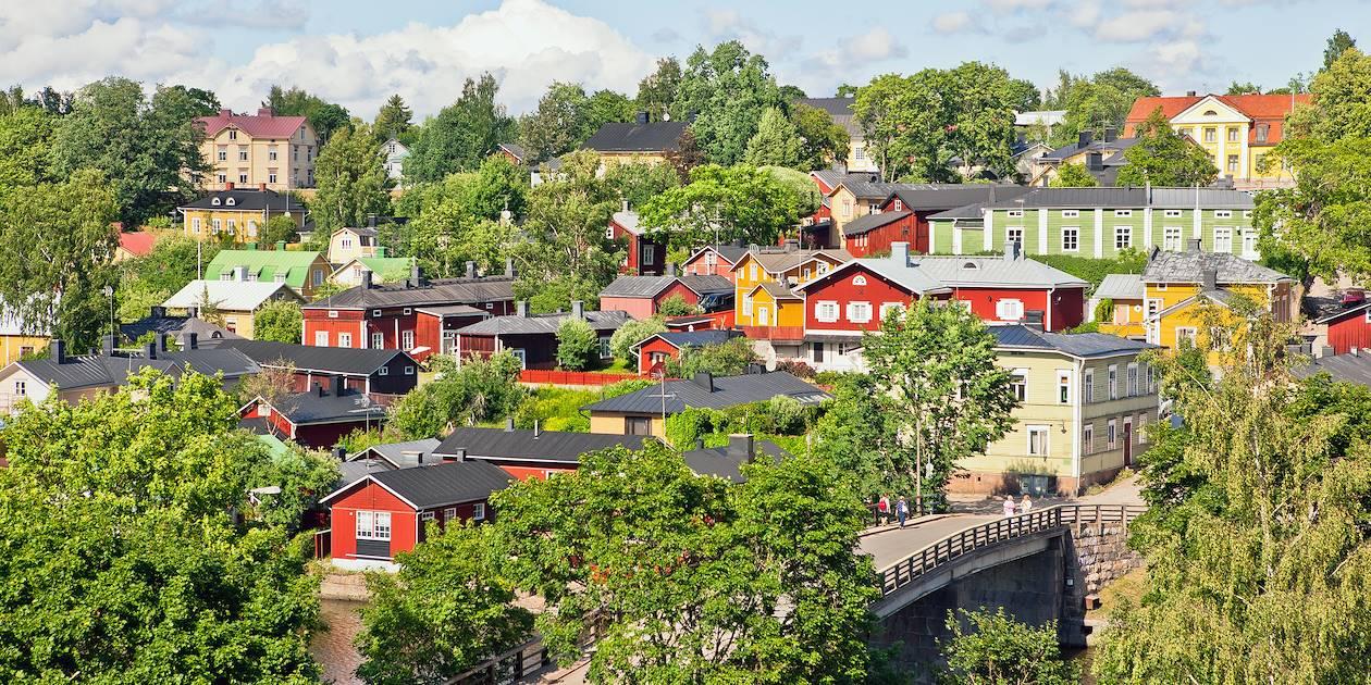 Ville de Porvoo - Finlande