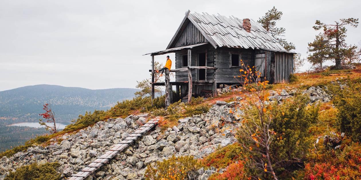 Un chalet à Levi - Laponie - Finlande