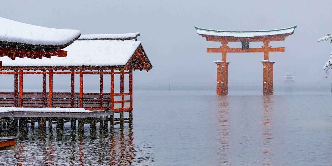 Sanctuaire d'Itsukushima - Île de Miyajima - Japon