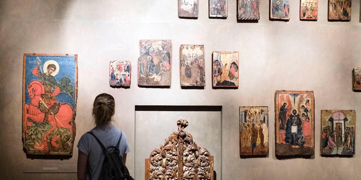 Découverte du Musée de la Culture Byzantine - Thessalonique - Grèce