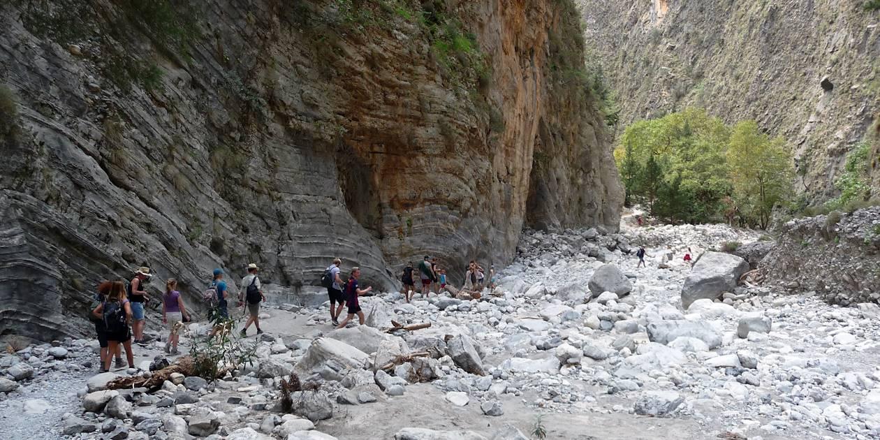 Gorge de Samaria - Crète - Grèce