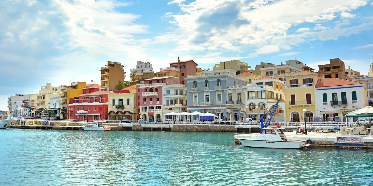 Agios Nikolaos - Crète - Grèce