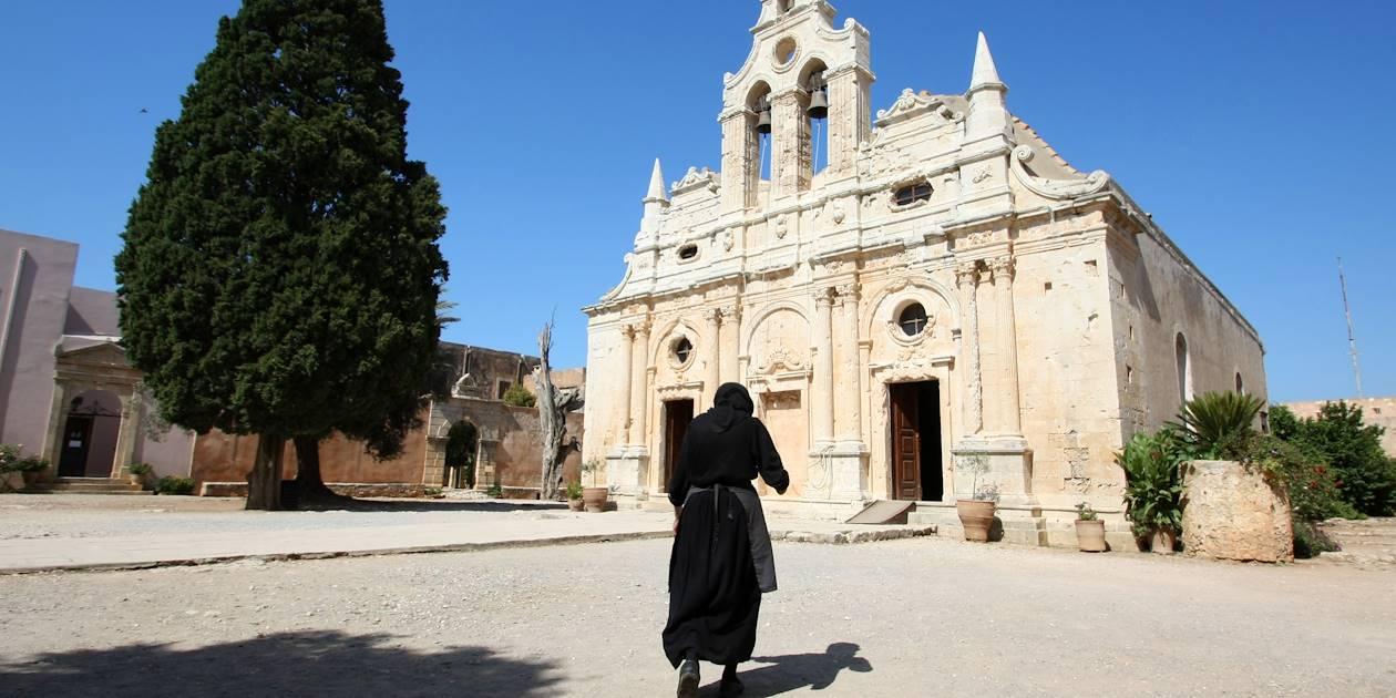 Monastère d'Arkadi - Crète - Grèce