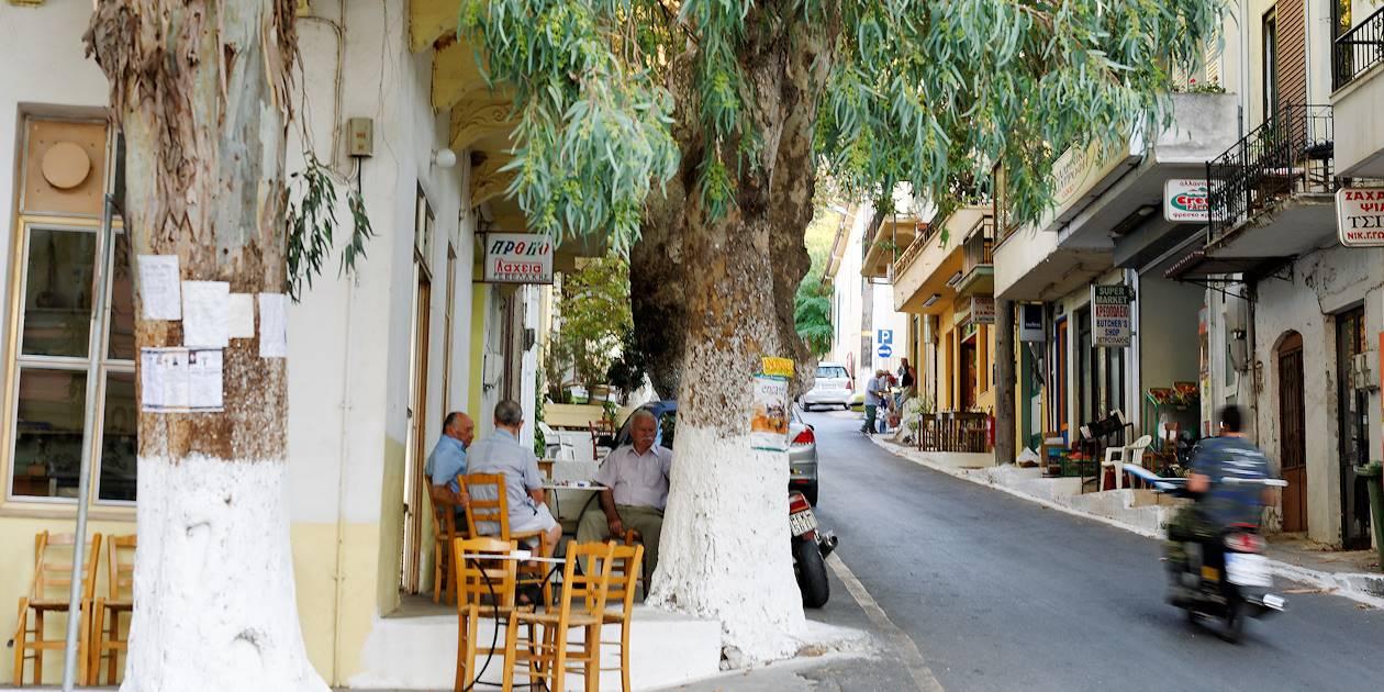 Vamos - Crète - Grèce