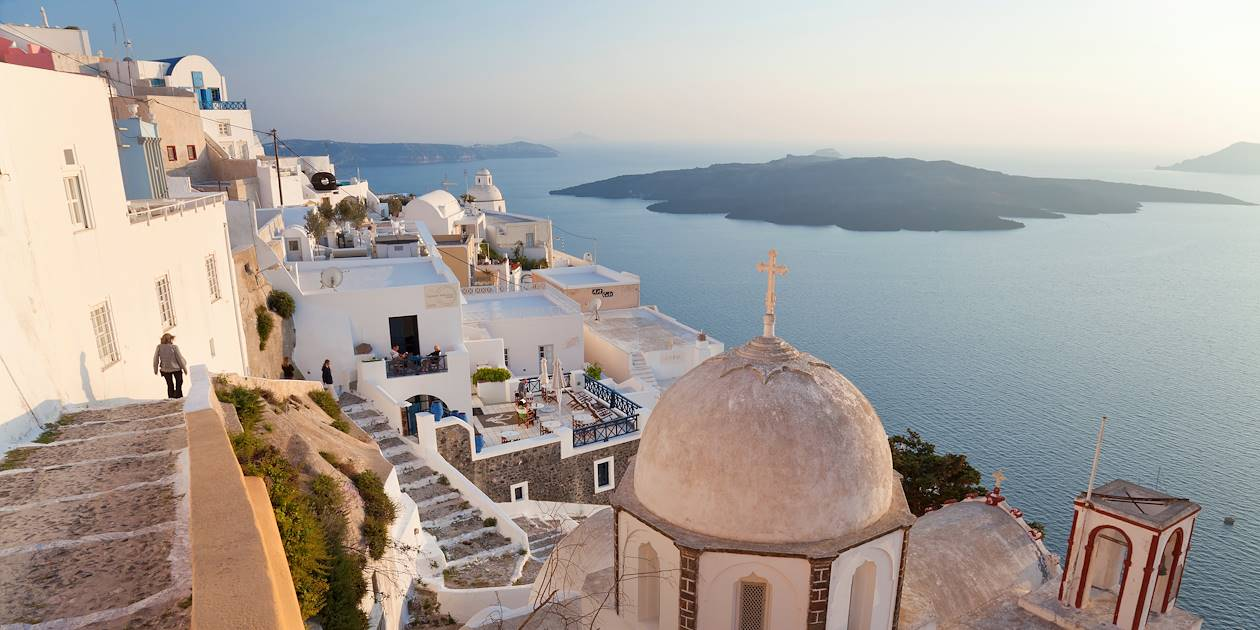 Oia - Santorin - Les Cyclades - Grèce