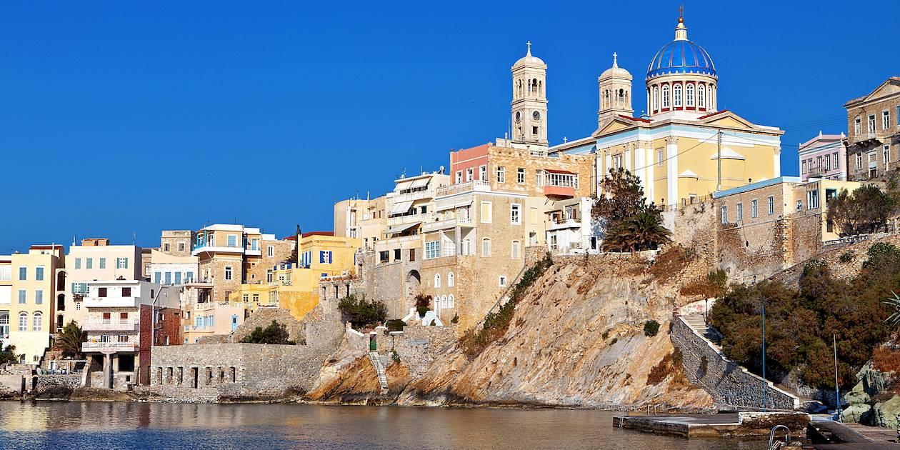 Ermoupolis - Ile de Syros - Grèce