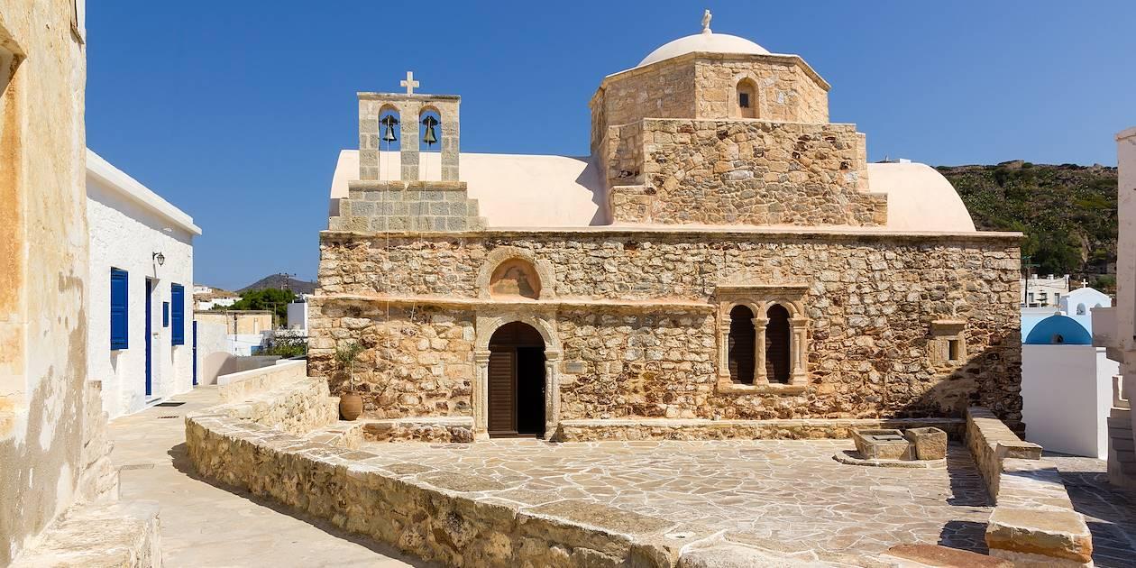 Église Ioanis chrysostomos - Kimolos - Cyclades - Grèce