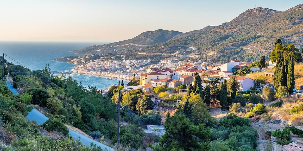Ile de Samos - Cyclades - Grèce