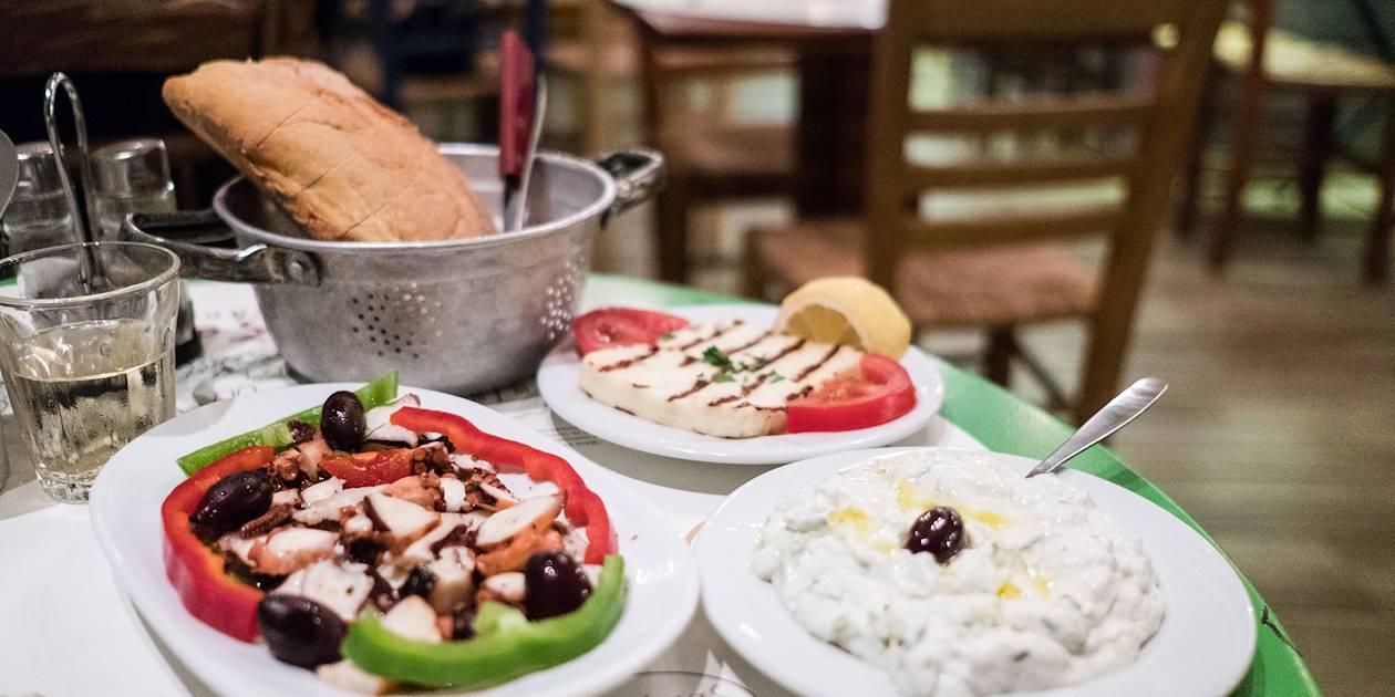 Restaurant populaire - Grèce