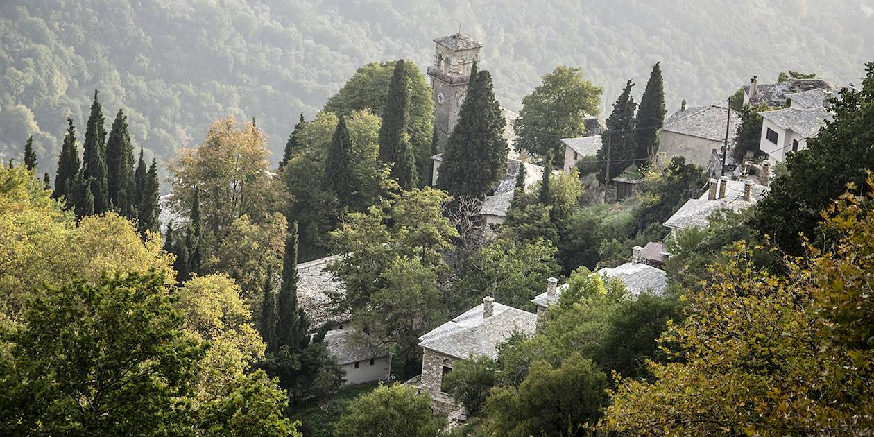 Village de Pélion - Grèce