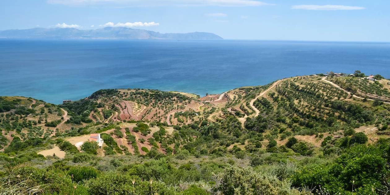 Île de Cythère - Péloponnèse  - Grèce