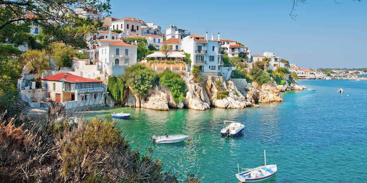 Skiathos - Archipel des Sporades - Grèce