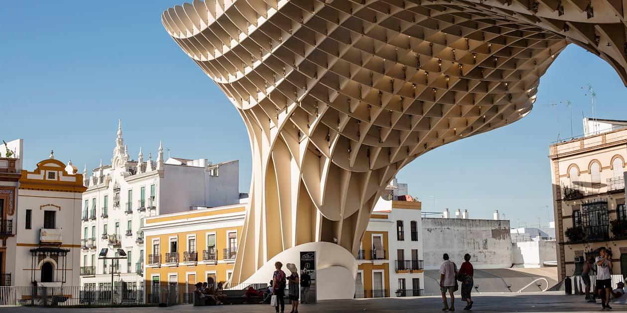 Metropol Parasol - Séville - Andalousie - Espagne