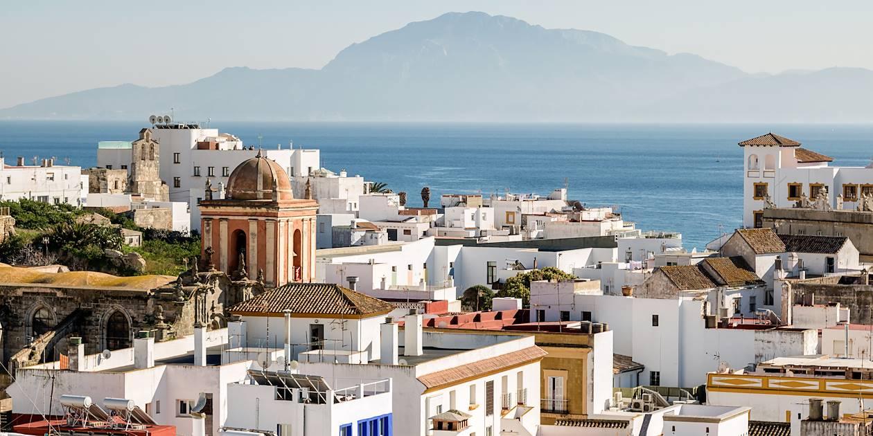 Vue sur Tarifa - Espagne
