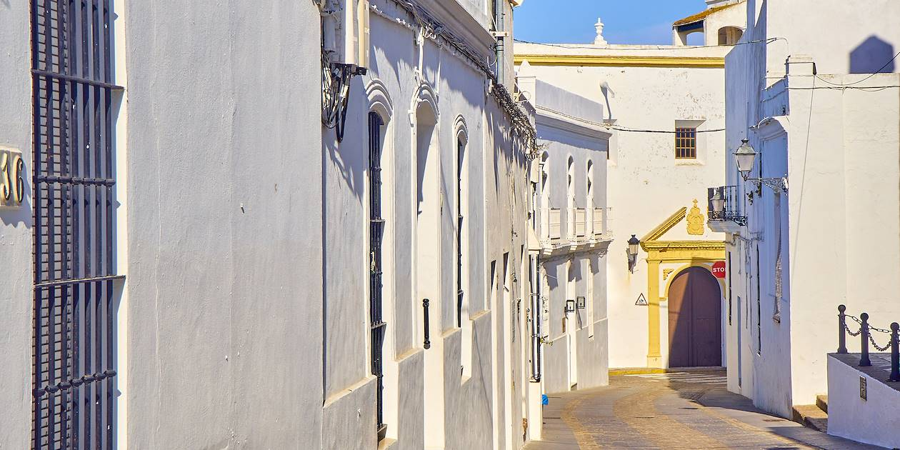 Vejer de la Frontera - Province de Cadix - Andalousie - Espagne