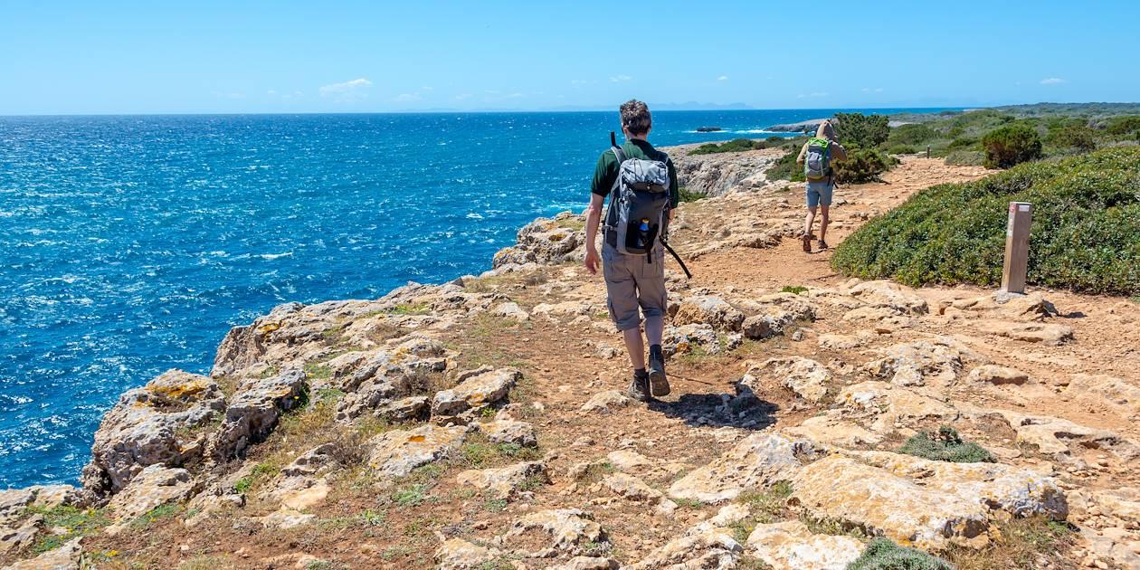 Randonnée sur le Camí de Cavalls - Minorque - Les Baléares - Espagne