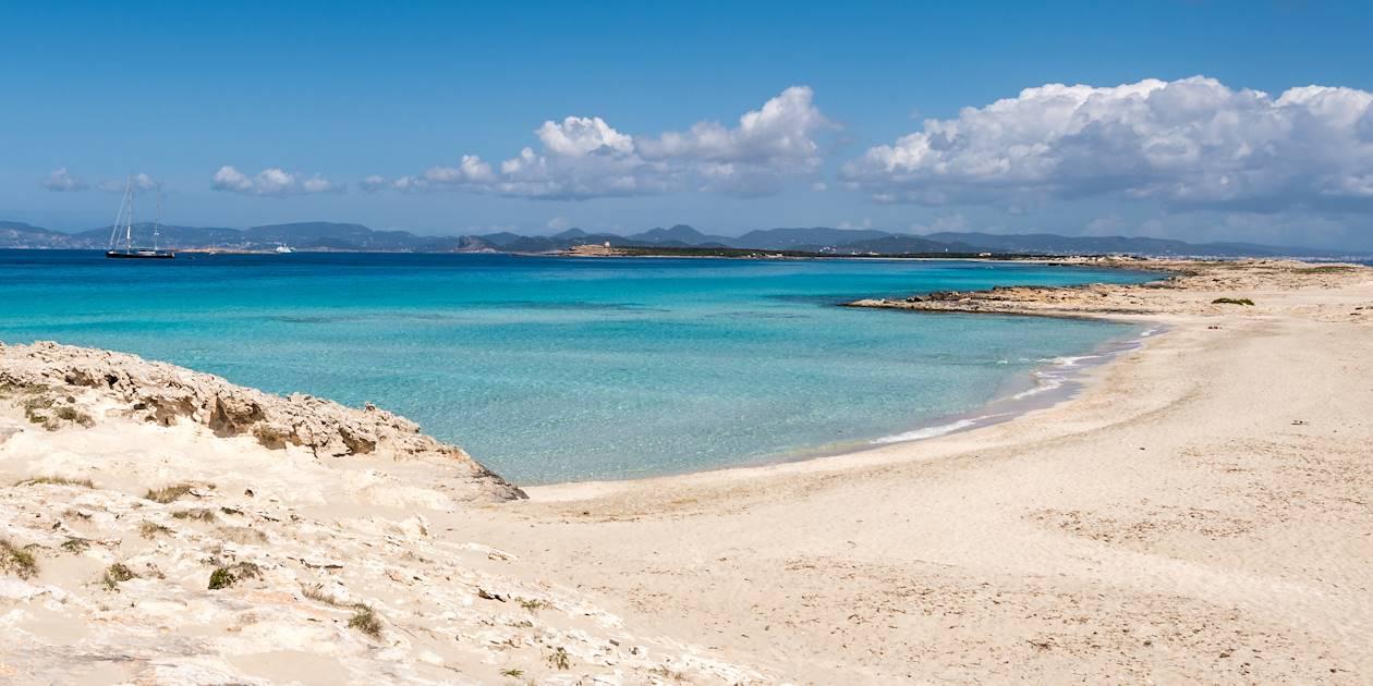 Ses Illetes - Formentera - Les Baléares