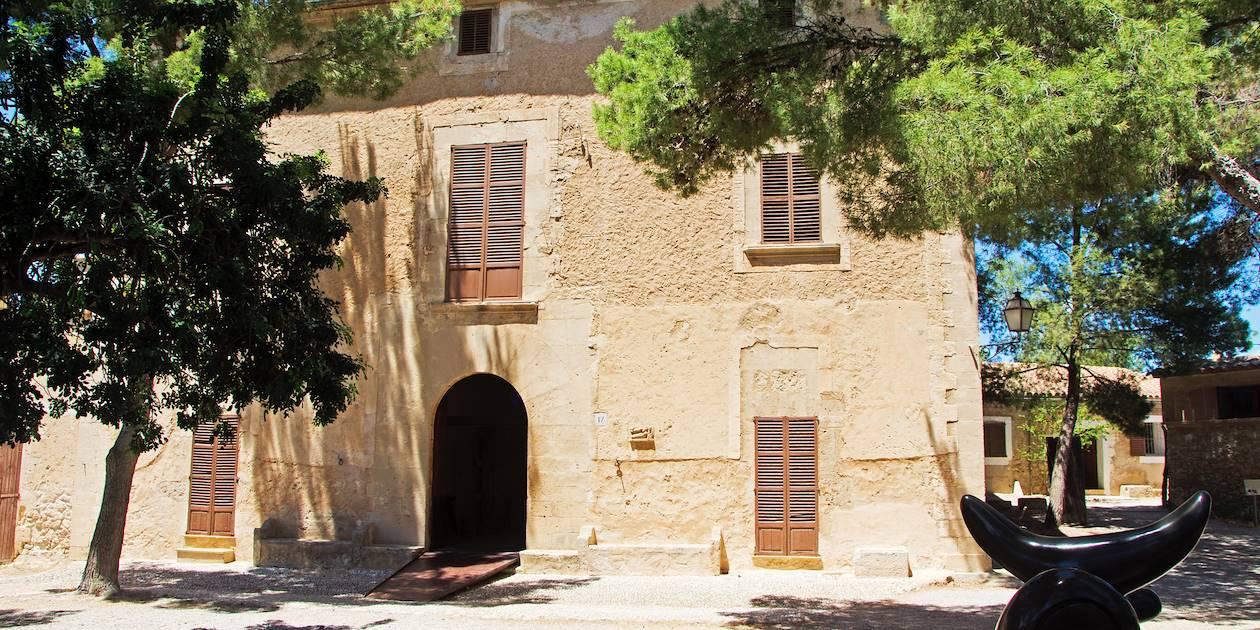 Atelier Son Boter, fondation Pilar et Joan Miró - Palma de Majorque - Les Baléares - Espagne