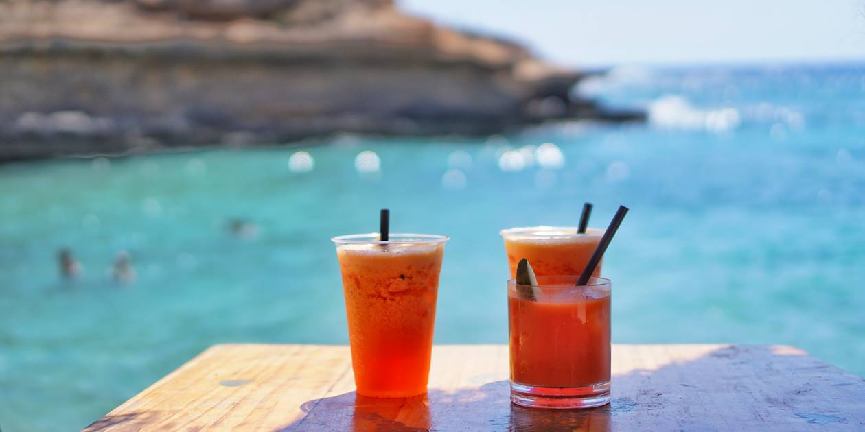 Bar de plage - Ibiza - Les Baléares - Espagne