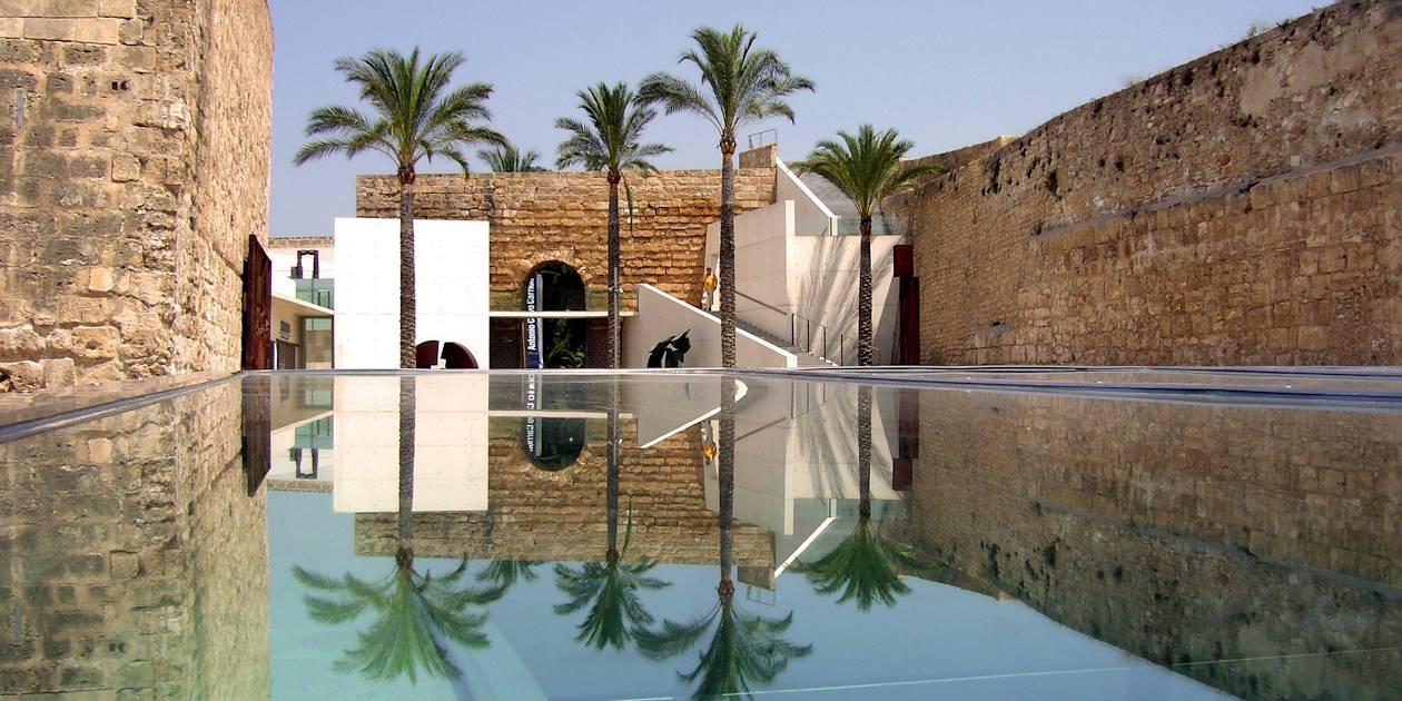 Musée d'art moderne Es Baluard - Majorque  - Les Baléares - Espagne