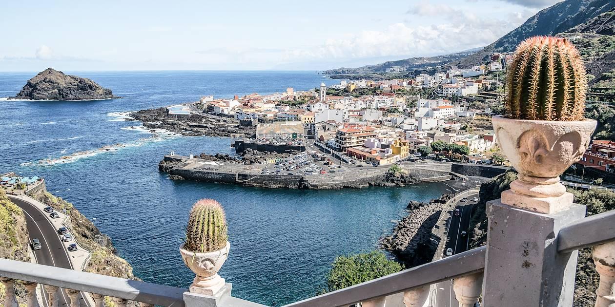 Garachico - Ile de Tenerife - îles Canaries - Espagne