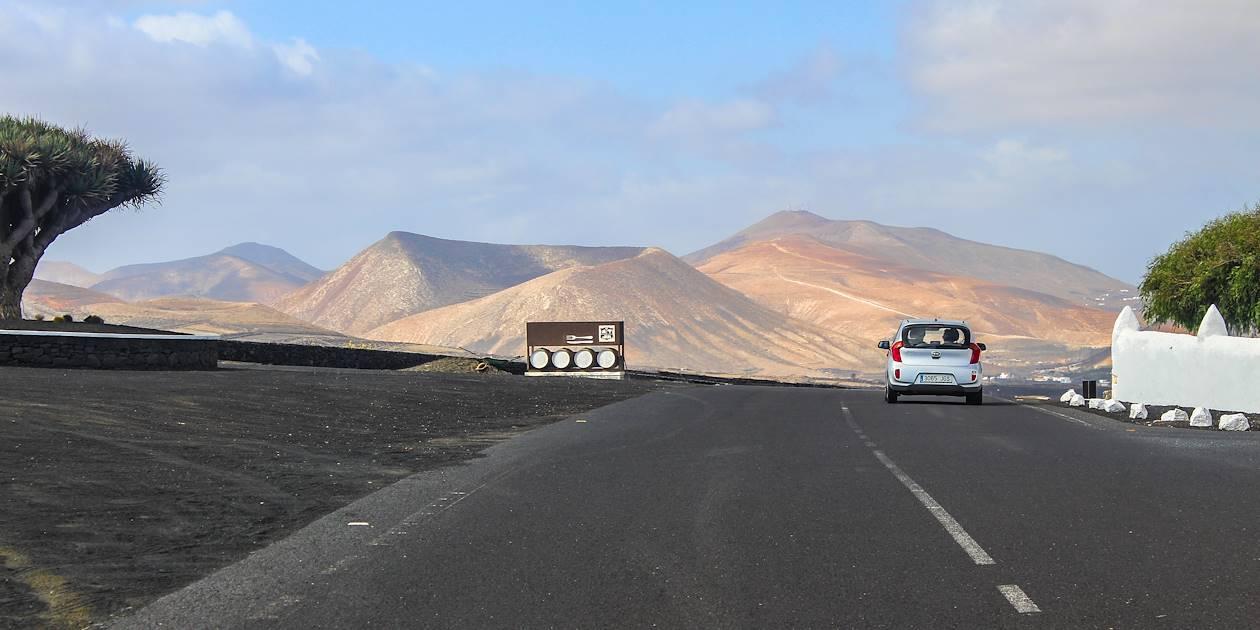 Geria - Lanzarote - Iles Canaries