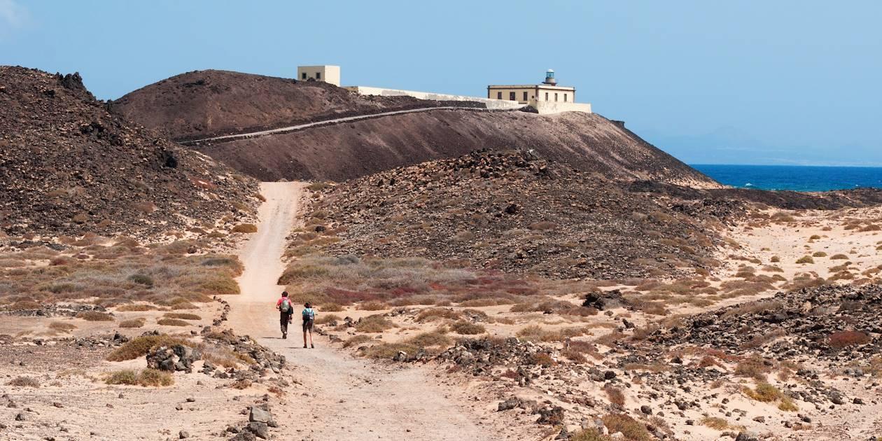 Isla de Lobos - Iles Canaries - Espagne