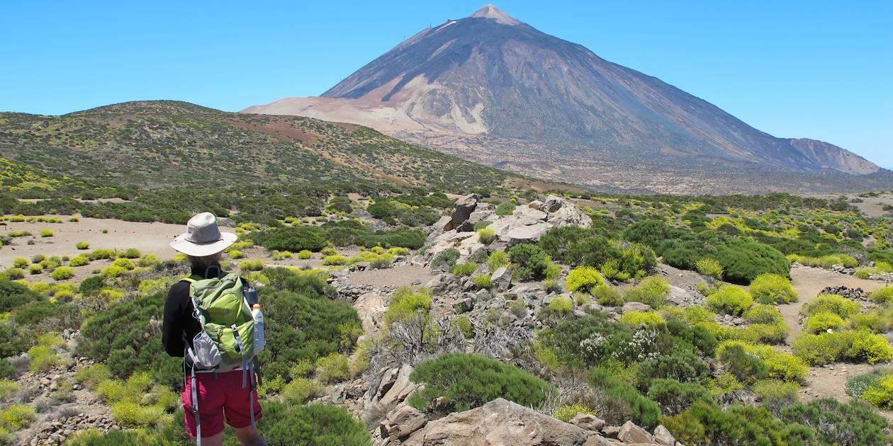 Randonnée dans le Parc National du Teide - Ténérife - Espagne