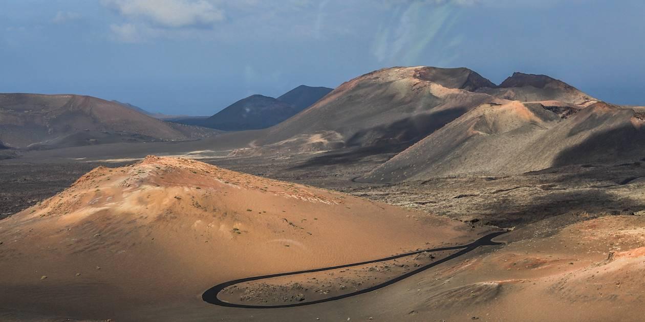 Parc national de Timanfaya - Lanzarote - Iles Canaries