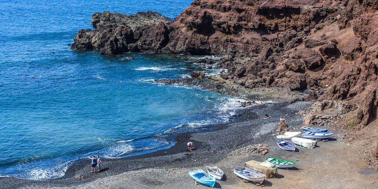 El Golfo - Lanzarote - Iles Canaries