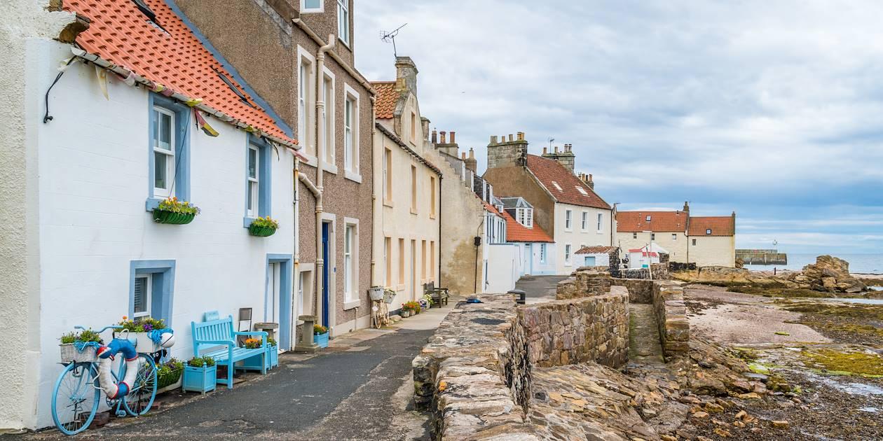 Pittenweem - Péninsule de Fife- Ecosse - Royaume-Uni