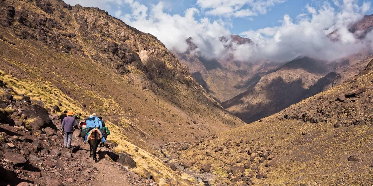 Parc National de Toubkal - Maroc