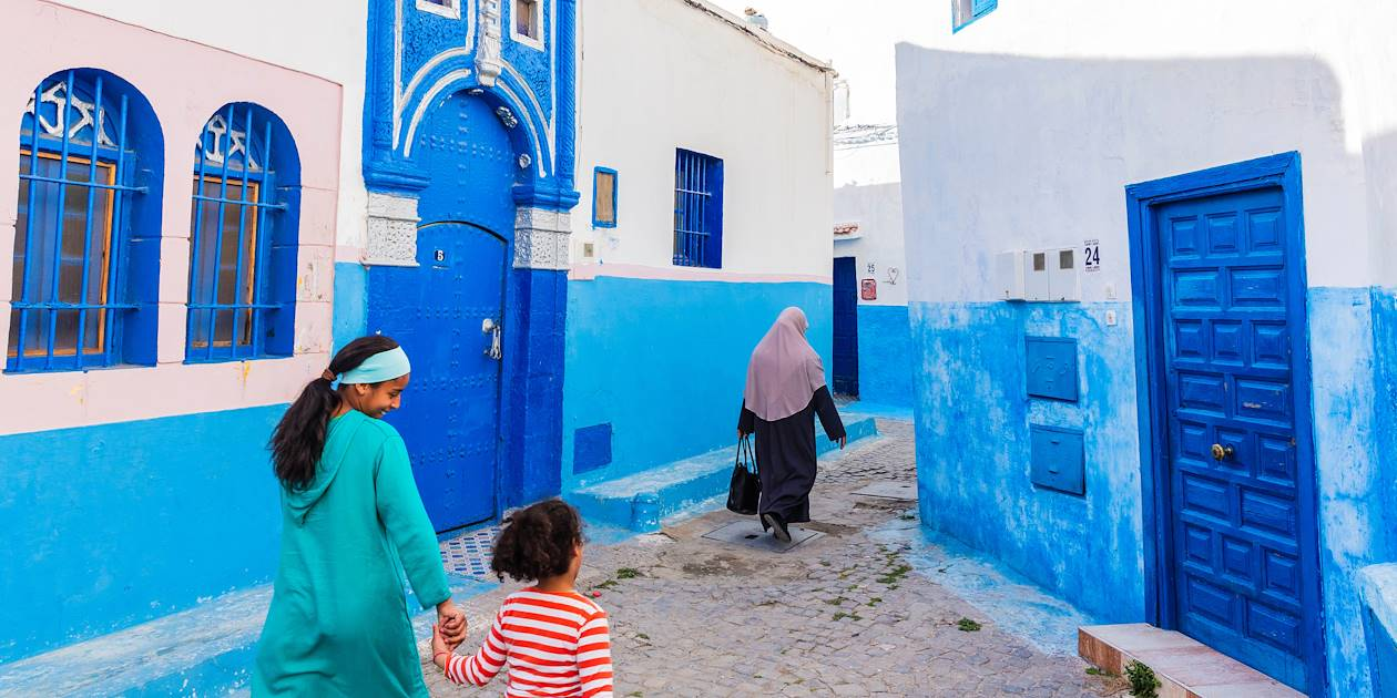 Kasbah des Oudaïas - Rabat - Maroc